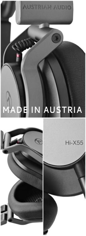 Új High-End stúdió fejhallgató az Austrian Audio-tól!