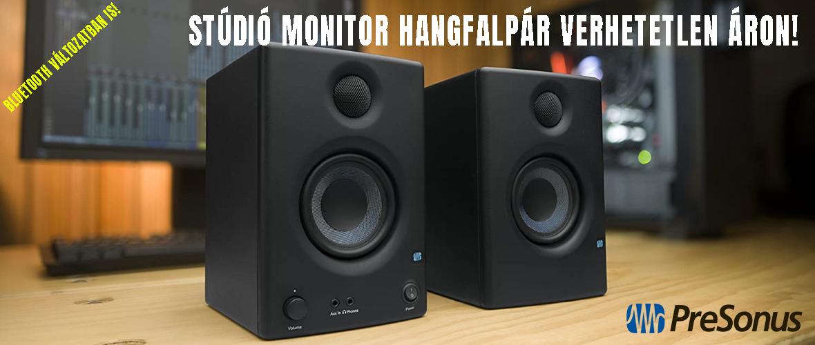 Presonus ERIS 3.5 - Stúdió monitor verhetetlen áron!