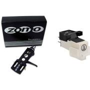 Audio Technica 3600 L + Zomo Headshell Black