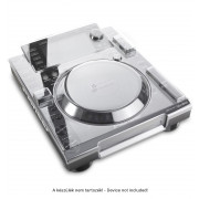 Decksaver Pioneer CDJ-2000 cover and faceplate