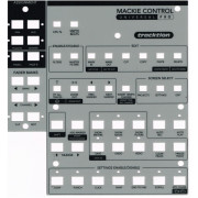 Mackie LEXAN Overlay MCU Pro - Tracktion