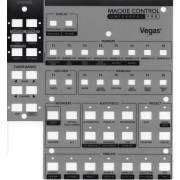Mackie LEXAN Overlay MCU Pro - Vegas + Vegas Pro