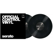 Rane Serato Scratch Vinyl Performance Black