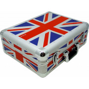 Zomo CD-Case CD-MK3 XT - UK-Flag