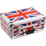 Zomo Flightcase CDJ-10 XT - UK-Flag
