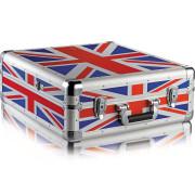 Zomo Flightcase CDJ-13 XT - UK-Flag
