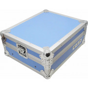 "Zomo Flightcase M-19 - 1x 19"" Mixer - blue"