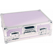Zomo Flightcase PC-400/2 | 2x Pioneer CDJ-400 - purple
