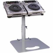 Zomo P-850/2 - Pro Stand 2x Pioneer CDJ-850 - silver