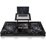 Zomo Set 2009 Plus NSE - Flightcase 1x DJM-S9 + 2x CDJ-2000 NXS + Notebook