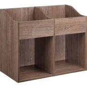 Zomo VS-Box 200/2 - walnut
