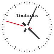 Technics Slipmats Time