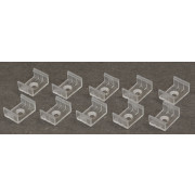JB SYSTEMS ALU-SURFACE-15MM-CLIPS