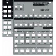 Mackie LEXAN Overlay MCU Pro - Sonar