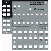 Mackie LEXAN Overlay MCU Pro - Reason