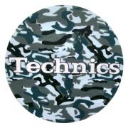 Technics Slipmats Army Blue