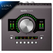 UNIVERSAL AUDIO Apollo Twin X Quad | Heritage Edition