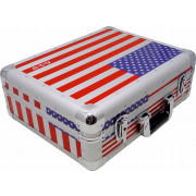Zomo CD-Case CD-MK3 XT - USA-Flag