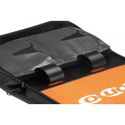 Zomo CD-Bag Medium Half MK2 - black/orange