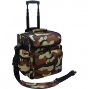 Zomo DJ-Trolley - camouflage brown