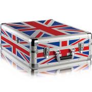 Zomo DJM-2000 - Flightcase Pioneer DJM-2000 - UK-Flag