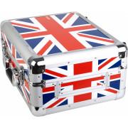 Zomo Flightcase CDJ-1 XT - UK-Flag