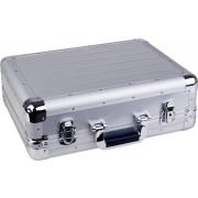 Zomo CDJ-2 XT - Flightcase 2 x CDJ-100/200/350/400 - silver