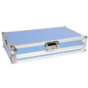 "Zomo Set 810 - Flightcase 2x CDJ-800 + 1x 10"" Mixer - blue"