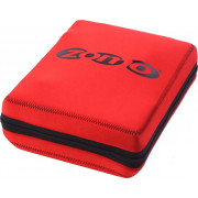 Zomo Protect 400 - Sleeve Pioneer CDJ-400 - red