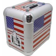 Zomo Recordcase MP-80 XT - USA-Flag