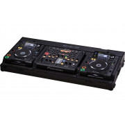 "Zomo Set 2200 NSE - Flightcase 1x DJM-2000 + 2x 12"" CD-Player"