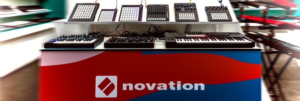 Novation Showroom Budapest by Mango Sound