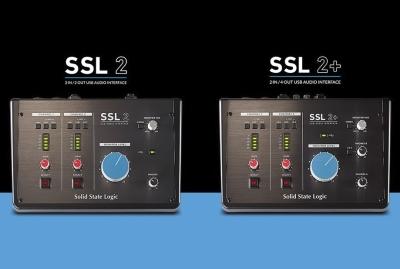 SSL2 - SSL2+